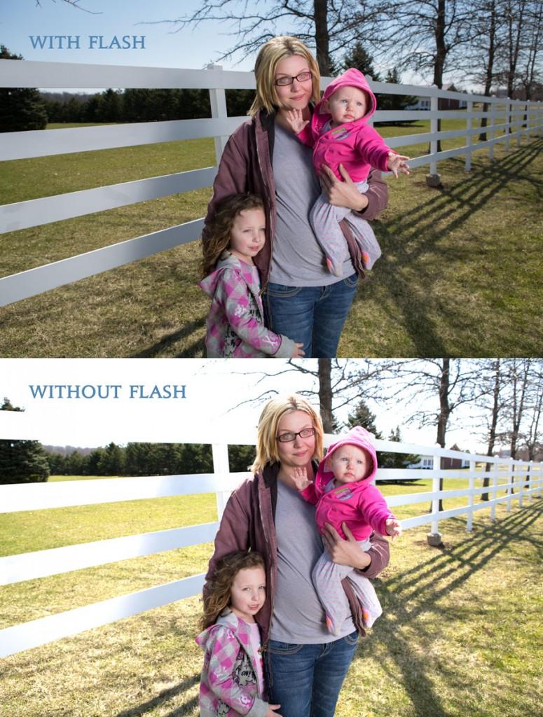 Flash Comparison