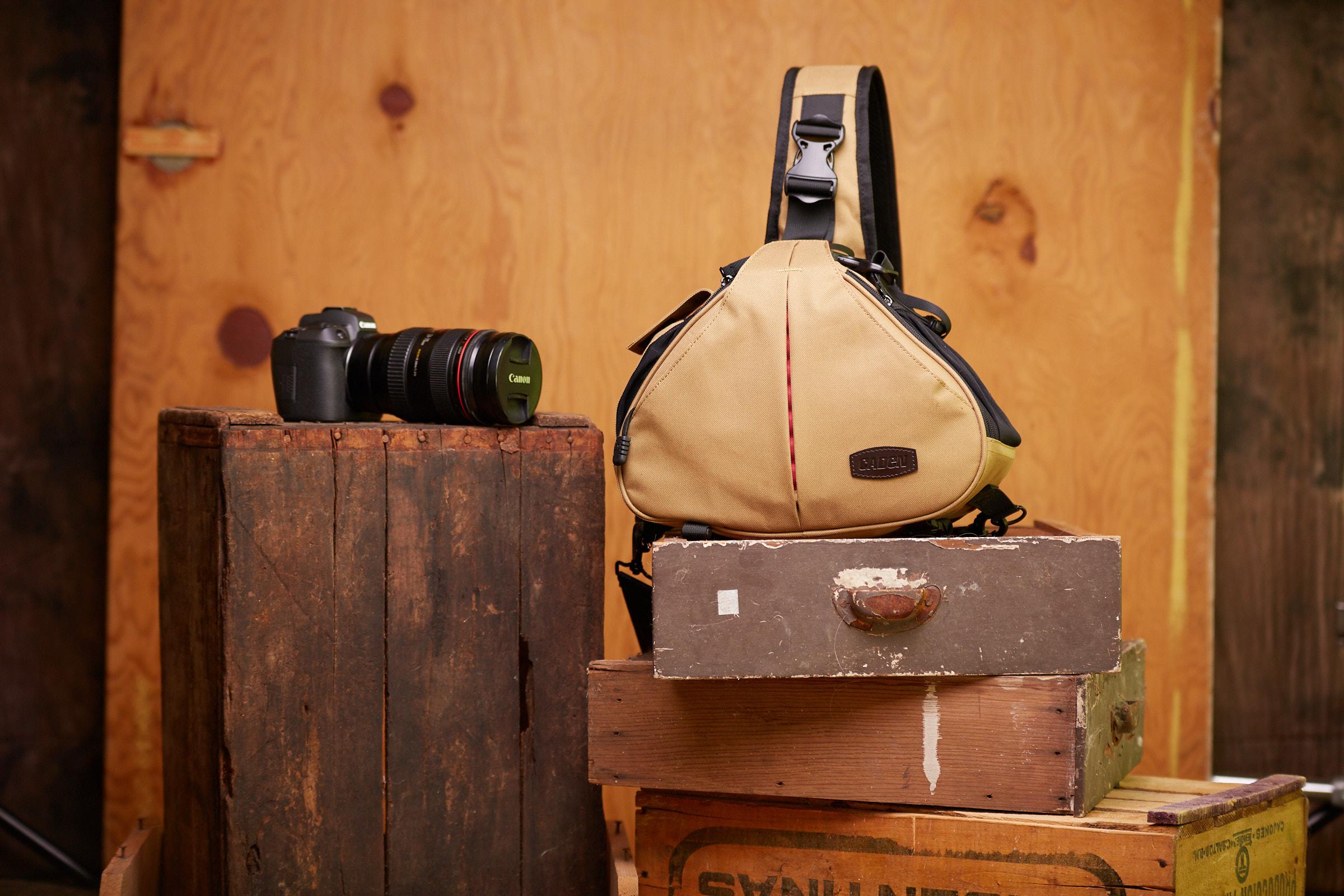 Gear Review: CADeN Camera Bag Sling Backpack